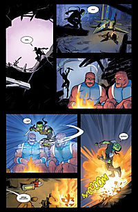 Guardians of the Galaxy - Die Jagd auf Thanos - Produktdetailbild 4