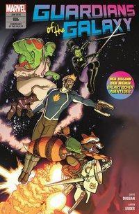 Guardians of the Galaxy - Krieg auf Erden (2. Serie) - Zurück im All, Brian Michael Bendis, Valerio Schiti