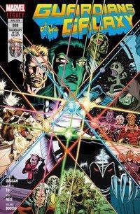 Guardians of the Galaxy - Krieg auf Erden (2. Serie) - Die Ankunft des Bösen, Gerry Duggan, Aaron Kuder