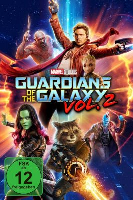 Guardians of the Galaxy Vol. 2, Dan Abnett, Andy Lanning