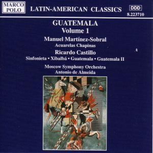 Guatemala Vol.1, Antonio de Almeida, Moso
