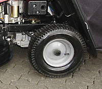 Güde Aufsitzrasenmäher GAR600 - Produktdetailbild 3