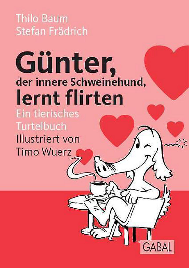 Günter Der Innere Schweinehund Lernt Flirten Buch Weltbildde