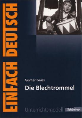 Günter Grass 'Die Blechtrommel', Günter Grass, Uwe Wiemann