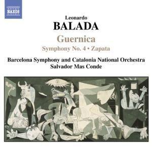 Guernica/Zapata/Sinfonie 4, Salvador Mas Conde, Barcelona S