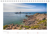 GUERNSEY und JERSEY - Britische Inseln im Ärmelkanal (Tischkalender 2019 DIN A5 quer) - Produktdetailbild 8