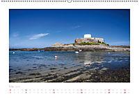 GUERNSEY und JERSEY - Britische Inseln im Ärmelkanal (Wandkalender 2019 DIN A2 quer) - Produktdetailbild 5