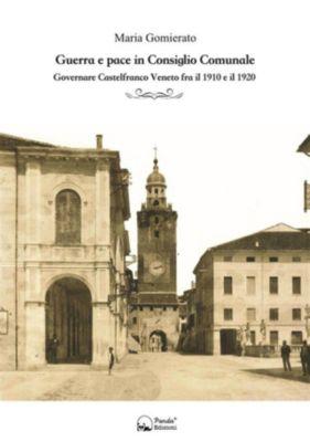 Guerra e pace in Consiglio Comunale, Maria Gomierato