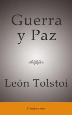 Guerra y Paz, León Tolstoi