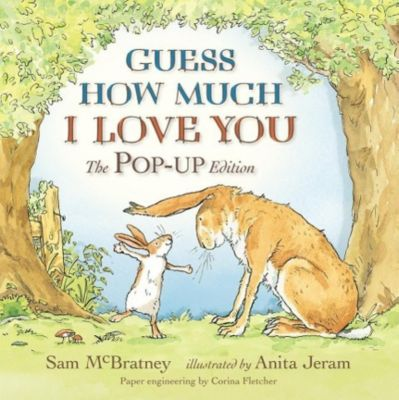 Guess How Much I Love You, Pop-Up Edition, Sam Mcbratney, Anita Jeram