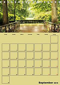 Gütersloh - Eine Stadt im Grünen (Tischkalender 2019 DIN A5 hoch) - Produktdetailbild 8
