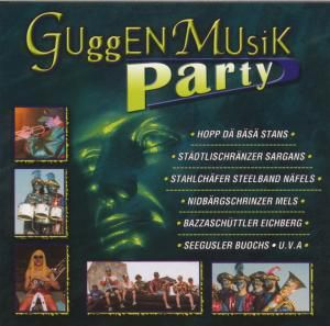 Guggen Musik Party, Diverse Interpreten