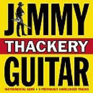 Guitar, Jimmy Thackery