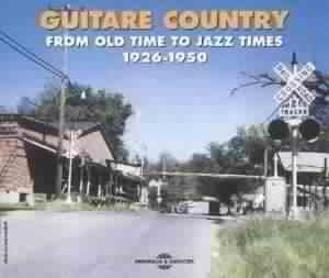 Guitar Country, Diverse Interpreten