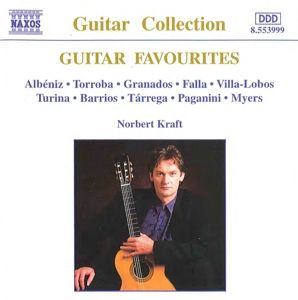 Guitar Favourites, Norbert Kraft