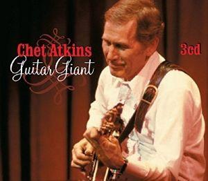 Guitar Giant, Chet Atkins