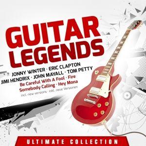 Guitar Legends-Ultimate Coll, Diverse Interpreten