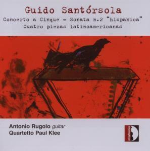 Guitar Music, Antonio Rugolo, Quartetto Paul Klee
