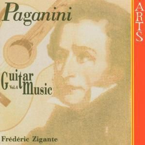 Guitar Music Vol. 4, Frederic Zigante