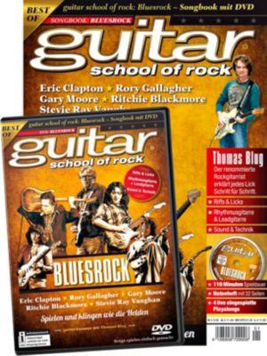 guitar school of rock - Bluesrock, mit DVD - Thomas Blug |