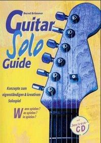 Guitar Solo Guide, m. Audio-CD, Bernd Brümmer