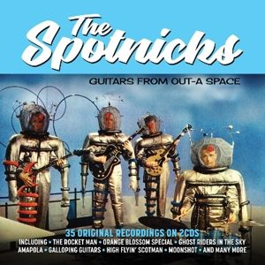 Guitars From Out-A Space, Spotnicks