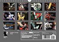 Guitars Grunge Style (Wall Calendar 2019 DIN A4 Landscape) - Produktdetailbild 13