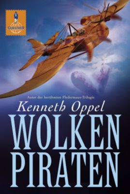 Gulliver: Wolkenpiraten, Kenneth Oppel