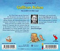 Gullivers Reisen, Audio-CD - Produktdetailbild 1