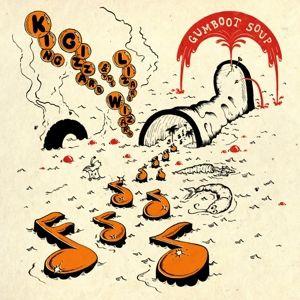 Gumboot Soup Ltd.(Lp+Mp3) (Vinyl), King Gizzard & The Lizard Wizard