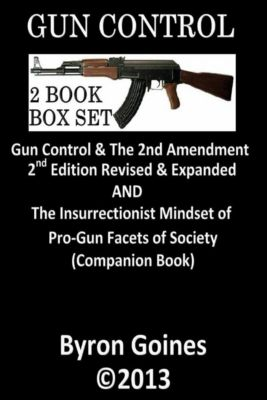 Gun Control 2 Book Box Set, Byron Goines