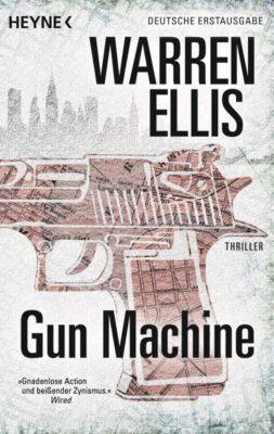 Gun Machine, Warren Ellis