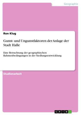 Gunst- und Ungunstfaktoren der Anlage der Stadt Halle, Ron Klug