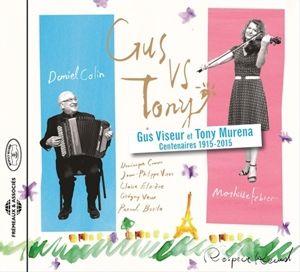 Gus Vs Tony (Centenaires Gus Viseur Et Tony Murena, Daniel & Febrer,Mathilde Colin