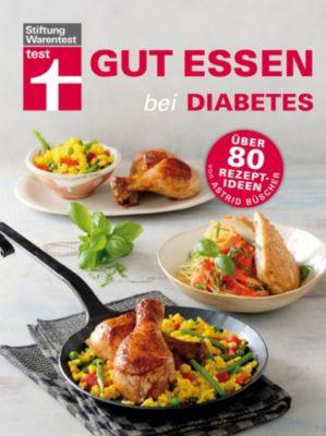 Gut essen bei Diabetes, Astrid Büscher, Ellen Jahn