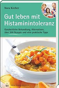 Mastzellenfreundliche und histaminarme Küche Buch portofrei