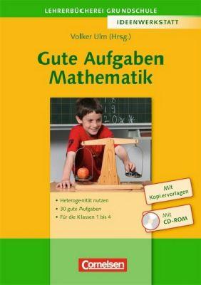 Gute Aufgaben Mathematik, m. CD-ROM