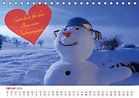 Gutschein-Kalender für Familien 2019 (Tischkalender 2019 DIN A5 quer) - Produktdetailbild 1