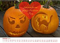 Gutschein-Kalender für Familien 2019 (Wandkalender 2019 DIN A3 quer) - Produktdetailbild 10