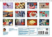 Gutschein-Kalender für Väter 2019 (Wandkalender 2019 DIN A4 quer) - Produktdetailbild 13