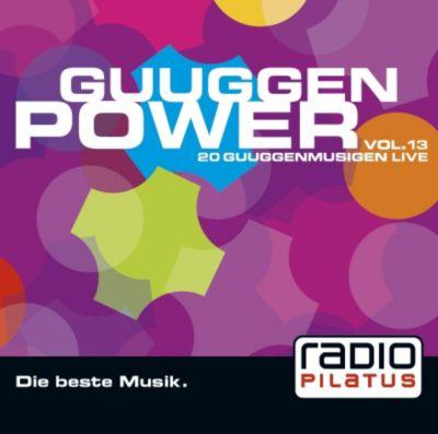 Guuggen Power Vol. 13