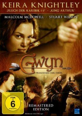 Gwyn - Prinzessin der Diebe, N, A