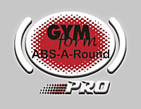 Gymform ABS A Round Pro Fitnessgürtel Gr. L/XL - Produktdetailbild 8