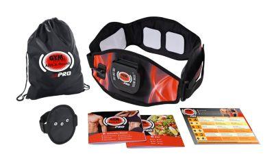 Gymform ABS A Round Pro Fitnessgürtel Gr. S/M