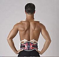 Gymform ABS A Round Pro Fitnessgürtel Gr. S/M - Produktdetailbild 4