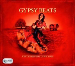 Gypsy Beats, 3 CDs, Diverse Interpreten