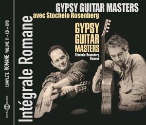 Gypsy Guitar Masters - Intégrale Romane Vol. 11, Stochelo Romane avec Rosenberg