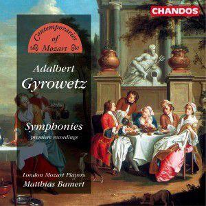 Gyrowetz (Sinfonien), Matthias Bamert, Lmp