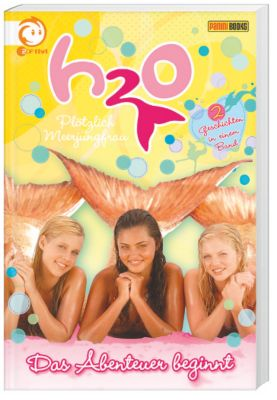 H2O - Plötzlich Meerjungfrau, Doppelband 1, Rachel Elliot