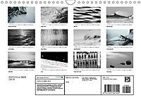 (H2O)12 in B&W (Wall Calendar 2019 DIN A4 Landscape) - Produktdetailbild 13